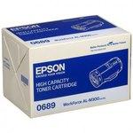 Tóner Epson AL-M300 / AL-MX300 Negro 10000 páginas