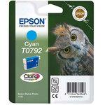 Cartucho inkjet Epson T0792 Cian