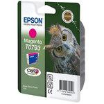 Cartucho inkjet Epson T0793 Magenta