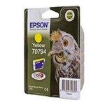 Cartucho inkjet Epson T0794 Amarillo