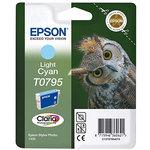 Cartucho inkjet Epson T0795 Cian claro