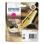 Cartucho Inkjet Epson 16 Magenta 165 páginas estándar