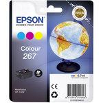 Cartucho inkjet Epson 267 Color 6,7 ml
