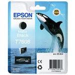 Cartucho inkjet Epson T7608 Negro mate 25,9 ml