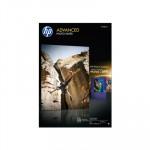 Papel fotográfico inkjet satinado A3 250g HP Advanced Q8697A
