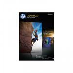Papel fotográfico inkjet satinado A4 250g HP Advanced