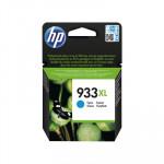 Cartucho inkjet HP 933XL de alta capacidad cian 825 páginas CN054AE