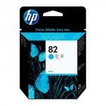 Cartucho inkjet HP 82 Azul 69 ml