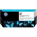 Cartucho inkjet HP 81 Magenta claro +limpiador