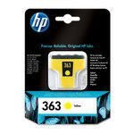 Cartucho inkjet HP 15 grande negro 500 páginas