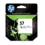 Cartucho inkjet HP 57 tri-color 500 páginas