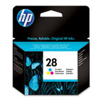 Cartucho inkjet HP 28 tri-color 240 páginas