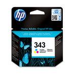 Cartucho inkjet HP 343 Tri-color 330 páginas