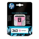 Cartucho inkjet HP 363 magenta claro 230 páginas