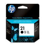 Cartucho inkjet HP 21 negro 190 páginas