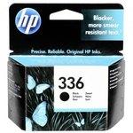 Cartucho inkjet HP 336 negro 220 páginas
