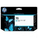 Cartucho inkjet HP 70 Cian claro 130 ml