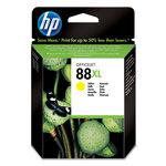 Cartucho inkjet HP 88XL de alta capacidad amarillo 1540 páginas
