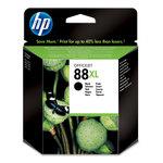 Cartucho inkjet HP 88XL de alta capacidad negro 2450 páginas