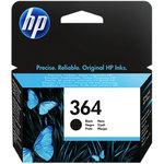 Cartucho inkjet HP 364 negro 250 páginas