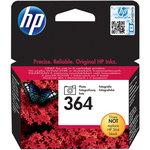 Cartucho inkjet HP 364 fotográfica 130 páginas