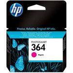 Cartucho inkjet HP 364 magenta 300 páginas