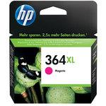 Cartucho inkjet HP 364XL de alta capacidad magenta 750 páginas
