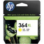 Cartucho inkjet HP 364XL de alta capacidad amarillo 750 páginas