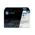 Tóner HP 642A cian 7500 páginas