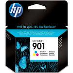 Cartucho inkjet HP 901 tri-color 360 páginas