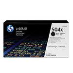 Pack de 2 cartuchos de tóner HP 504X de alta capacidad negro 10500/10500 páginas