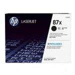 Tóner HP 87X de alta capacidad negro 18000 páginas