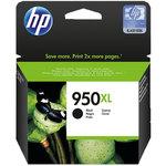 Cartucho inkjet HP 950XL de alta capacidad negro 2300 páginas