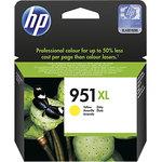 Cartucho inkjet HP 951XL de alta capacidad amarillo 1500 páginas CN048AE