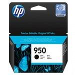 Cartucho inkjet HP 950 negro 1000 páginas