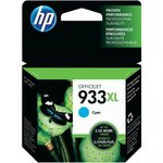 Cartucho inkjet HP 933XL de alta capacidad cian 825 páginas