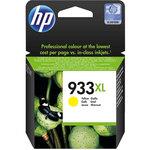 Cartucho inkjet HP 933XL de alta capacidad amarillo 825 páginas