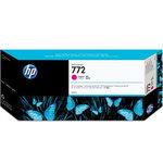 Cartucho inkjet HP 772 Magenta  300 ml