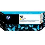 Cartucho inkjet HP 772 Amarillo  300 ml