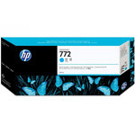 Cartucho inkjet HP 772 Cian  300 ml