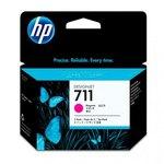 Cartucho inkjet HP 711 Pack 3 Magenta 29 ml
