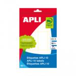 Etiquetas adhesivas Apli en Bolsa 10 01647