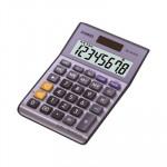 Calculadora de sobremesa 8 dígitos Casio MS-80VERII