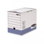 Caja de archivo definitivo automática Fellowes Bankers Box System A4 lomo 200mm