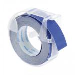 Cinta rotuladora Dymo tradicional 9mm azul