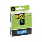 Cinta rotuladora electrónica Dymo D1 6mm S0720790