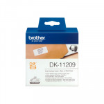 Etiquetas precortadas para impresoras Brother QL 62x29mm papel