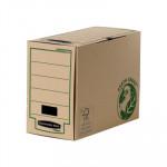 Caja Archivo Definitivo Fellowes Bankers Box Earth Series. Montaje manual 4471901