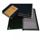 Tarjetero americano 2/3 folio PVC Grafoplás Executive 03776010