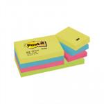 Bloc de notas adhesivas Post-it gama colores Energía 653-TFEN